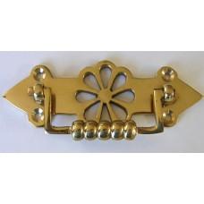 Bale Handle - Polished Brass