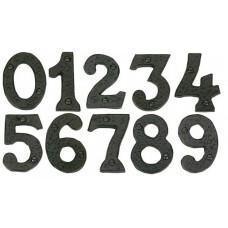 Black Iron Numbers